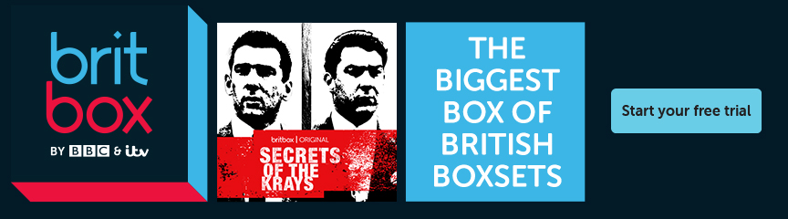 Britbox Factual - Try 30 days free