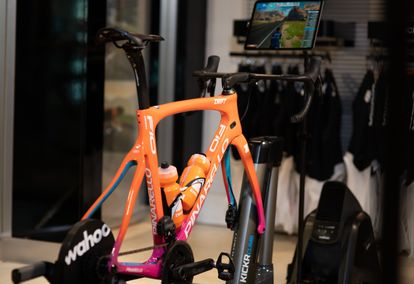 Ride off with £10k and a cycling package, including Zwift