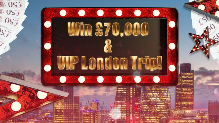 Enter ITV competition